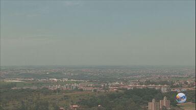 Veja como fica o tempo em Campinas e região no primeiro dia do verão - Veja como fica a previsão do tempo em Campinas e região no primeiro dia do verão.