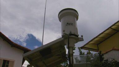 Pluviômetro automático é desenvolvido em Santa Rita do Sapucaí - Pluviômetro automático é desenvolvido em Santa Rita do Sapucaí