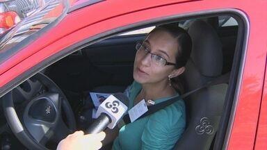 Motoristas em Manaus opinam sobre a Lei Seca - A presidente Dilma Rousseff sancionou o projeto que torna a Lei Seca mais dura. Tema entrou em questão em Manaus.