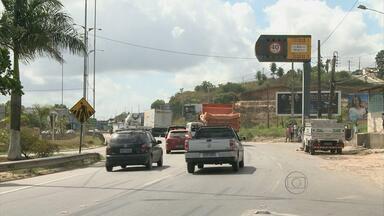 Fiscalização nas estradas é reforçada pela Operação Fim de Ano - Até a próxima terça-feira, 622 policiais federais e estaduais vão trabalhar em esquema de plantão nas estradas que cortam o estado.