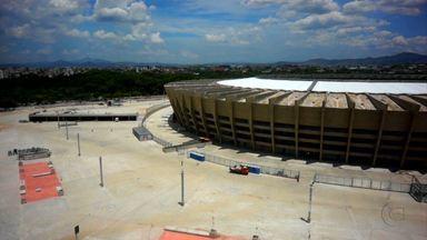 Depois de quase cinco décadas da primeira inauguração, Mineirão é reinaugurado em BH - Foram quase três anos de obras.