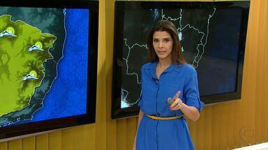 Sensação térmica de primeiro dia do verão foi de 35ºC em Belo Horizonte - Nova frente fria avança em direção ao Sudeste do país.