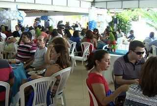 Dia de confraternização para os colaboradores da TV Sergipe - Dia de confraternização para os colaboradores da TV Sergipe