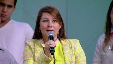 Mônica Portella dá dicas para casal que trabalha junto - Psicóloga diz que o importante é não levar o trabalho para casa