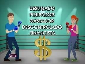Desligado ou financista? Conheça os perfis de quem lida com dinheiro - Será que você se encaixa em um dos perfis classificados por Gustavo Cerbasi?