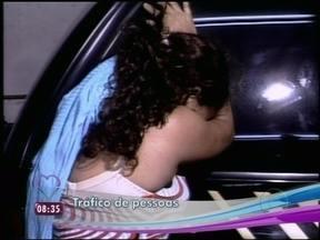 O tráfico de pessoas mostra que ainda hoje existe escravidão - Ana Maria aponta dados que comprovam que o Brasil é campeão na exportação de pessoas das Américas