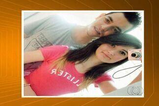 Casal atingido por bomba caseira em Goiás corre risco de morte, diz médico - Bomba caseira foi jogada no carro onde namorados estavam, em Anápolis, GO. Polícia Civil tem três suspeitos, mas até o momento ninguém foi preso.