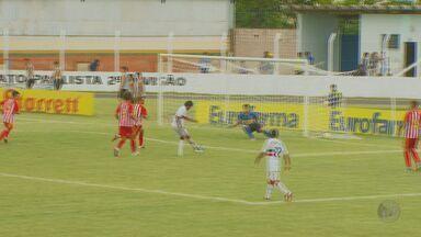 Sumaré perde do Santa Cruz pela Copa São Paulo - Sumaré perde do Santa Cruz pela Copa São Paulo. Veja os gols e a tabela da competição.