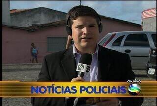 Criminosos roubam distribuidora de bebidas na Zona Norte de Aracaju - Na Delegacia Plantonista de Aracaju foram registrados seis prisões, assaltos a motos e ônibus coletivos urbanos nas últimas 24 horas. Um presidiário foi encontrado morto na Unidade Penitenciaria do bairro Santa Maria.