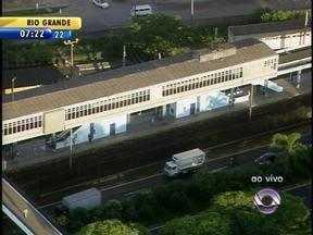 Atenção usuários do Trensurb: trens de ambos os sentidos vão circular em via única - Usuários de São Leopoldo e Novo Hamburgo, RS, devem ser os mais afetados.
