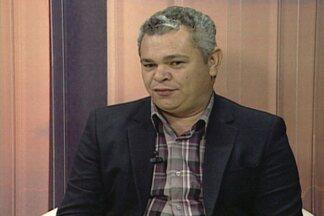 Novo prefeito de Alhandra, PB, é entrevistado no Bom Dia Paraíba - Veja também as dificuldades que o município está enfrentando durante a mudança de gestão.