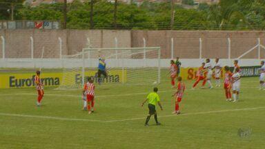 Confira os resultados dos times da região de Campinas na segunda rodada da Copinha - O time de Sumaré perdeu do Santa Cruz, assim como o XV de Piracicaba que perdeu do União São João. Já a Ponte Preta venceu o Nacional por 3 a 1. O Guarani ganhou do Lemense de 2 a 0. O Mogi Mirim fez seis gols no Monte Azul.