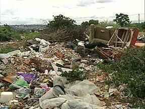 CMTU divulga mapa do desrespeito, com locais que viraram lixão - São mais de 240 pontos de despejo irregular, a maioria na zona Norte de Londrina