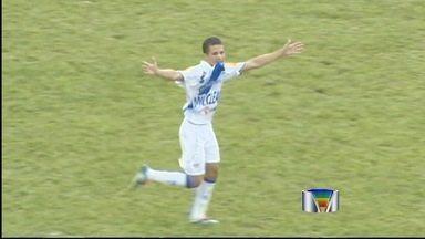 Atacante do Burrinho é destaque na Copa São Paulo - Renan marcou quatro gols em dois jogos na competição.
