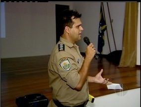 Autoridades se reúnem para discutir segurança nas estradas de Campos - O projeto Rodovida foi lançado nesta quinta-feira (10)