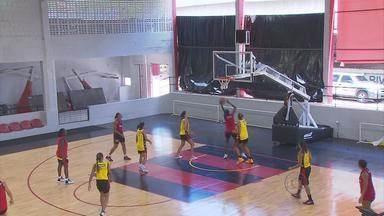 Sport forma 'timaço' no basquete feminino - Rubro-negro vai disputar torneio nacional
