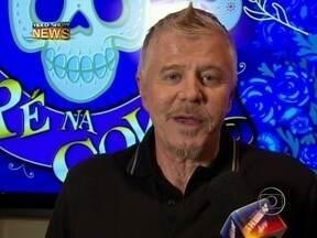 Vídeo Show News: A coletiva de Pé na Cova bombou - Miguel Falabella dá detalhes sobre a minissérie