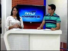 MG Esporte - TV Integração -10/01/2013 - Veja as notícias do esporte na região Centro-Oeste do programa regional da Tv Integração