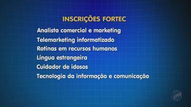 Fundação de Formação Tecnológica de Ribeirão abre vagas para cursos - Candidatos devem ter no mínimo 16 anos.
