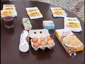 'Mexa-se com o Bom Dia': Saiba quais alimentos comer antes e depois dos treinos - Profissionais dão dicas para os telespectadores.