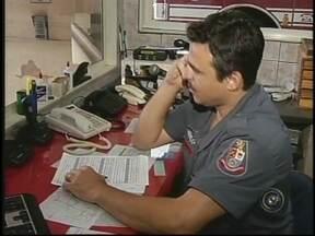 Nas férias, aumentam trotes às autoridades de polícia na região noroeste paulista - Os trotes aos Bombeiros e à polícia podem prejudicar o socorro a quem realmente precisa. Mesmo sendo crime, nas férias, eles aumentam em toda a região noroeste paulista.