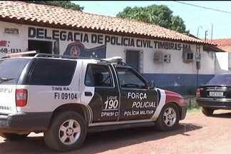 Em Timbiras, um adolescente foi assassinado com uma facada - Em Timbiras, um adolescente foi assassinado com uma facada durante uma festa. A família da vítima cobra a prisão do suspeito.