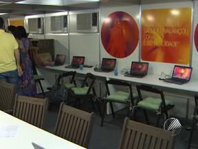 Sala de imprensa do Festival de Verão é inaugurada na última segunda - A sala foi batizada de Ivete Sangalo, em homenagem à cantora que participou de todas as edições do festival.