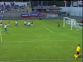 Paraná Clube goleia e larga na frente no Estadual - No retorno à Série A do Campeonato Paranaense, Tricolor goleia Nacional e assume a liderança da competição