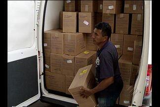 Prefeitura de Belém recebe medicamentos para abastecer postos - Compra foi feita após ter sido decretada situação de emergência na saúde.