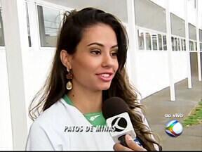 Em tarde de Márcio Paraíba, Mamoré vence amistoso com Nacional-MG - Clube também escolhe representante para Musa do Campeonato Mineiro