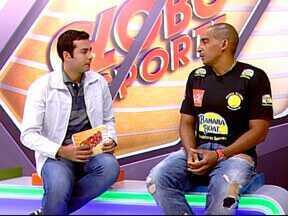 Médico do Praia Clube fala sobre cirurgia da ponteira Herrera - Jogadora passou por cirurgia no joelho neste domingo