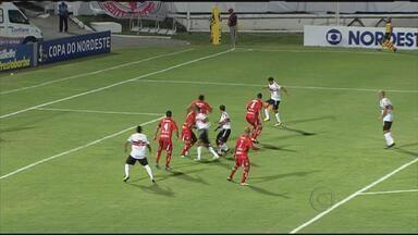 Santa Cruz estreia com vitória na Copa do Nordeste - Tricolor bateu o CRB no Arruda