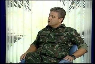Conheça o novo comandante do Exército em Montes Claros, Tenente Cel Rubens José Marques - Conheça o novo comandante do Exército em Montes Claros, Tenente Cel Rubens José Marques