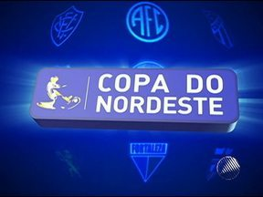 Confira os gols da Copa do Nordeste - Duas surpresas, alguns golaços e jogos equilibrados marcaram a rodada.