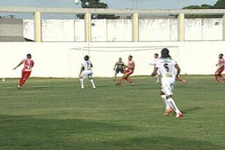 Treze goleia o Auto Esporte e segue vice do Paraibano - Mesmo jogando na Graça, o Galo não tomou conhecimento do Alvirrubro e fez 4 a 0. O Alvinegro está a um ponto do Botafogo-PB, líder do Paraibano.