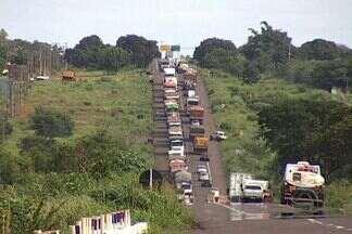 MPT investiga carga horária de caminhoneiros em MS - O Ministério Público do Trabalho, investiga cerca de 200 casos em que motoristas profissionais extrapolam o horário de trabalho.