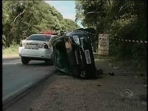 Obrigatoriedade da cadeirinha diminui risco de morte em acidentes - Menina de seis anos, morta em acidente, é enterrada.