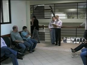 Testemunhas da operação 'Tapete Negro' são ouvidas em Blumenau - Vereadores e testemunhas de Blumenau são ouvidos em audiência.