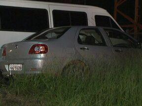 Casal é vítima de sequestro-relâmpago em Águas Claras - Em Águas Claras, um casal foi vítima de sequestro-relâmpago na noite de segunda-feira (21). Eles ficaram uma hora em poder dos bandidos.