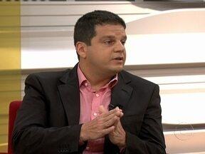 Rodrigo Pimentel comenta sobre o aumento nos casos de violência contra a mulher - Segundo Pimentel, o aumento do número de notificações dos casos de violência contra a mulher, é um sinal de que há um esclarecimento maior por parte das vítimas.