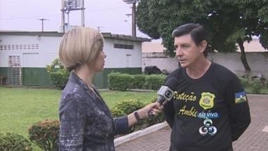 Secretaria Estadual do Meio Ambiente finaliza o relatório de fiscalização de 2012 - E para falar sobre o resultado do trabalho o Bom dia Amazônia converesou com Lucindo Martins dos Santos, coordenador de proteção ambiental da Sedam.
