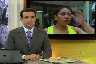Confira os destaques do Bom Dia Goiás desta quarta-feira (23) - Pacientes lotam cais de Goiânia à espera de uma vaga de UTI em outras unidades da rede municipal de saúde.