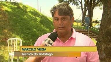 Botafogo-SP enfrenta Santos pelo Paulistão - Partida entre os times acontece na Vila Belmiro.