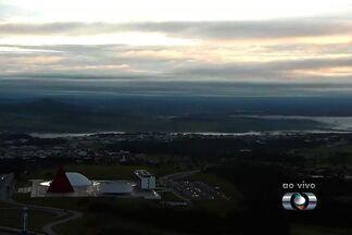 Confira a previsão do tempo para Goiânia - A previsão pra esta quarta-feira (23) é de céu parcialmente nublado o dia todo.
