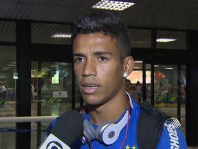 Meia Vander é confirmado como novo reforço do Vitória - O atleta foi revelado pelo Bahia, e o último clube em que esteve foi o Flamengo.