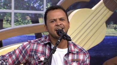 O sertanejo de Sandro Lemes animou a tarde dos mato-grossenses - O É Bem Mato Grosso começa às 13h50, todos os sábados, na TV Centro América.