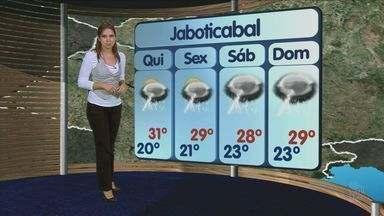 Previsão do tempo - 23/01/2013 - Ribeirão Preto e região - Confira como fica o tempo nesta quarta-feira.