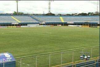 Grêmio Anápolis não deve ter mudanças para encarar o Goiás - Equipes se enfrentam no Jonas Duarte.