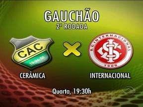 Time sub-23 do Inter entra em campo nesta quarta-feira (23) pelo Campeonato Gaúcho - Confira os jogos da 2ª rodada.