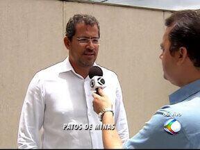 Domingo tem amistoso entre Mamoré e Cruzeiro, em Patos de Minas - Partida será às 17h, no estádio Rubinger de Queiroz